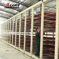 12mm gypsum board production line (4' x 6')