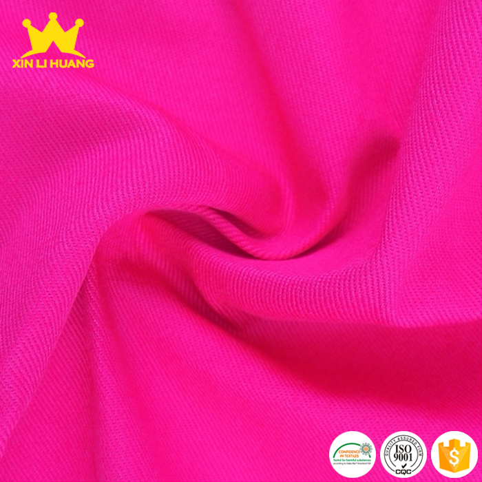 Cost Price Wholesale 16x12 108x58 100% Cotton Twill Fabric for Pants