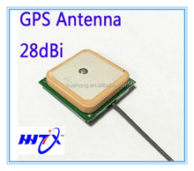 25*25mm GPS GPRS Ceramic Patch Antenna Internal GPS Antenna for Android Tablet