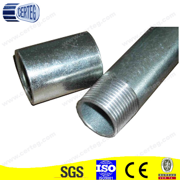 Guangzhou Factory Pirce Q235 48mm Scaffolding Hot Dip Galvanized Steel Pipe (48mm Scaffolding Galvanized Steel Pipe Price)