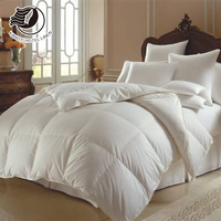 Foshan Wholesale White Polyester Thick Quilt