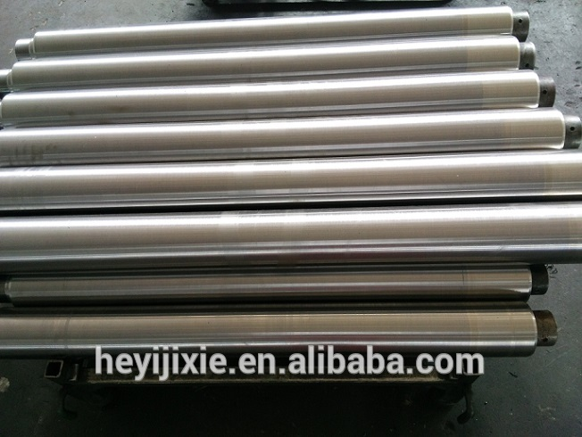 steel chrome bar with quenched and tempered