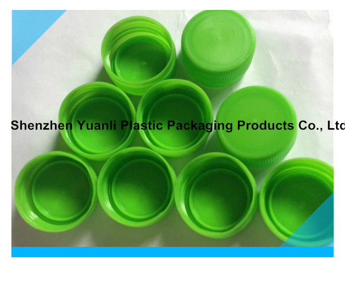 100% PE plastic material soda bottle cap
