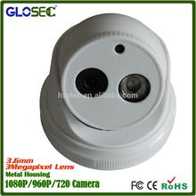 2.0MP Sony CMOS case for ip camera support mobile view iphone/android