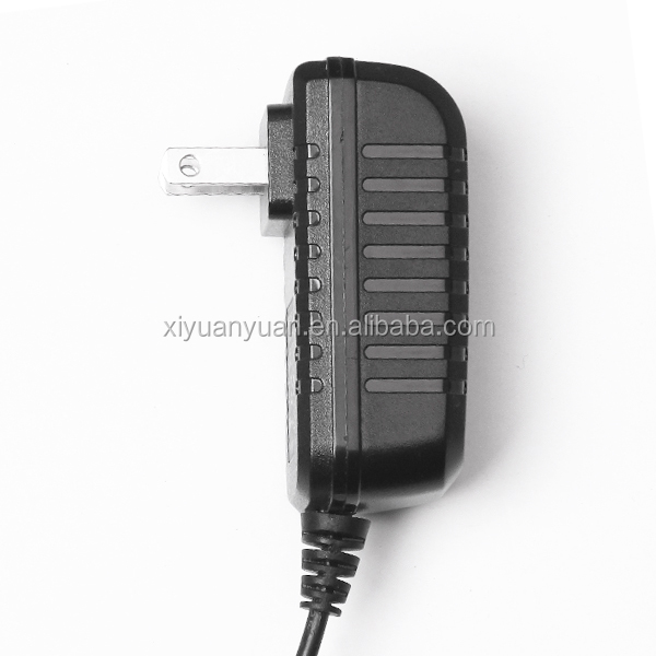Wall mounted plug android tablet PC charger 9v 1.5a 1.2a 2a