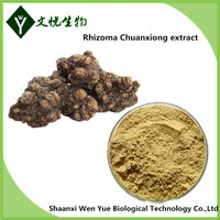 High quality rhizoma chuanxiong p.e. with best quality and low price