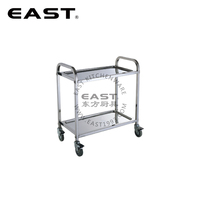 Commercial Stainless Steel Aircraft Meal Trolley/Dining Trolley/Aircraft Catering Cart