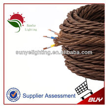 Iron Cable / Electrical Pot Cable H03rt-h Grey