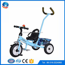 2016 new kids products cheap baby stroller kids stroller taga bike beisier bike/children tricycle with trailer