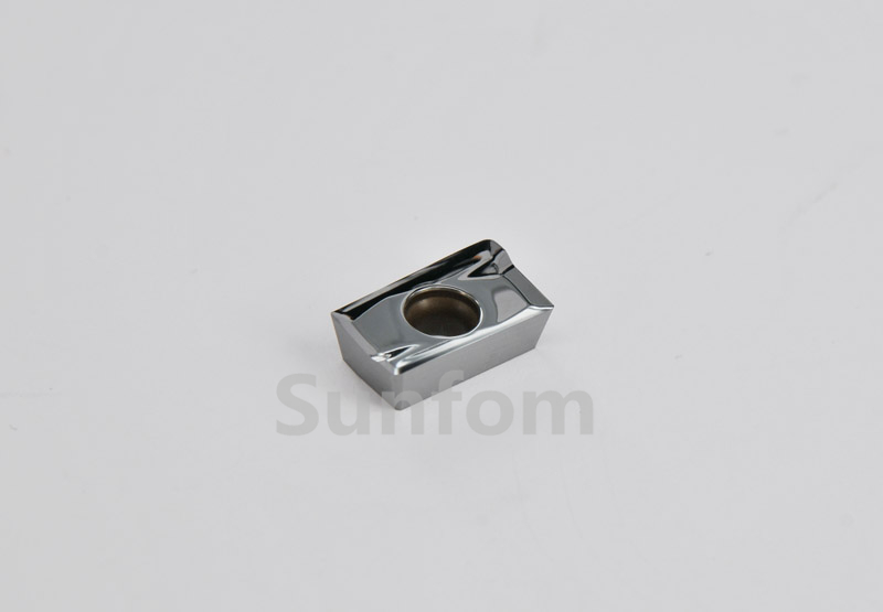Durable tool life APKT1604 MA3 Milling <strong>tip</strong> for aluminum material cutting
