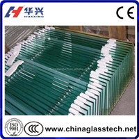 CE,CCC,ISO,BV Shandong Factory Armored Glass 10mm Tempered Glass Weight
