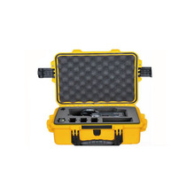 Tricases Manufactory Supply M2100Waterproof Hard Plastic Tool Case With Handle Plastic Case with Wheels Audio System Rack Case