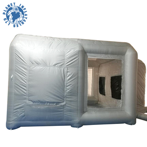 Cheap Durable Portable Inflatable Spray Paint Booth Tent For Car