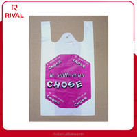 colorfulbiodegradable plastic gift packaging bags