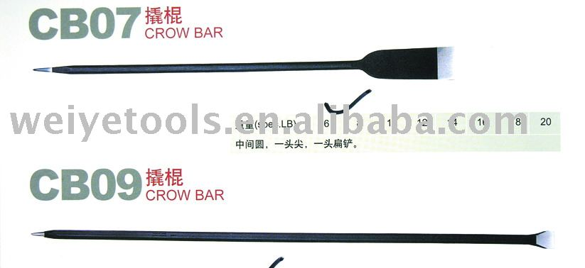 crow bars ,stainless steel crow bar with higher quality