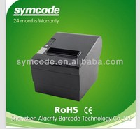 Quality discount desktop pos printer with cutter