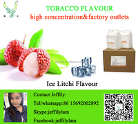 Ice Litchi Flavor for eliquid,high concentration hookah flavor