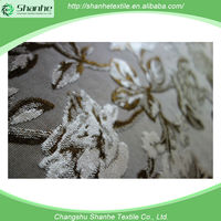 Alibaba China supplier two tones tecidos jacquard lining