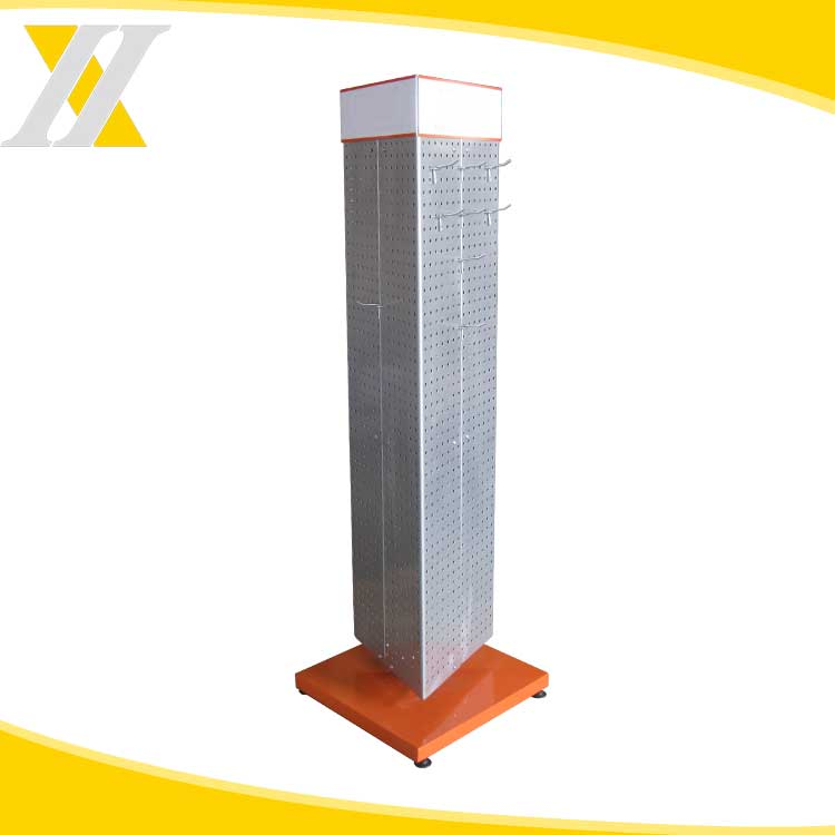 metal display rack/display stand for mobile accessories/exhibition stand