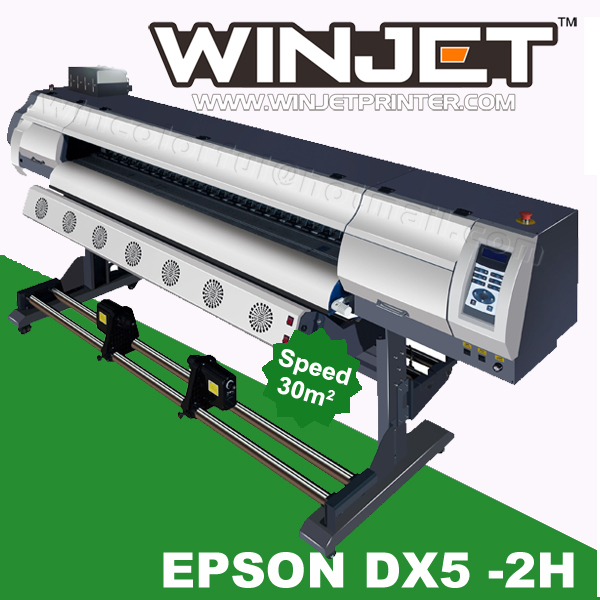 latest dx5 eco-solvent printhead fast action help heavy duty printing machine