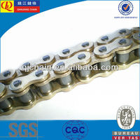 420 428 428H 520 motorcycle gold chain