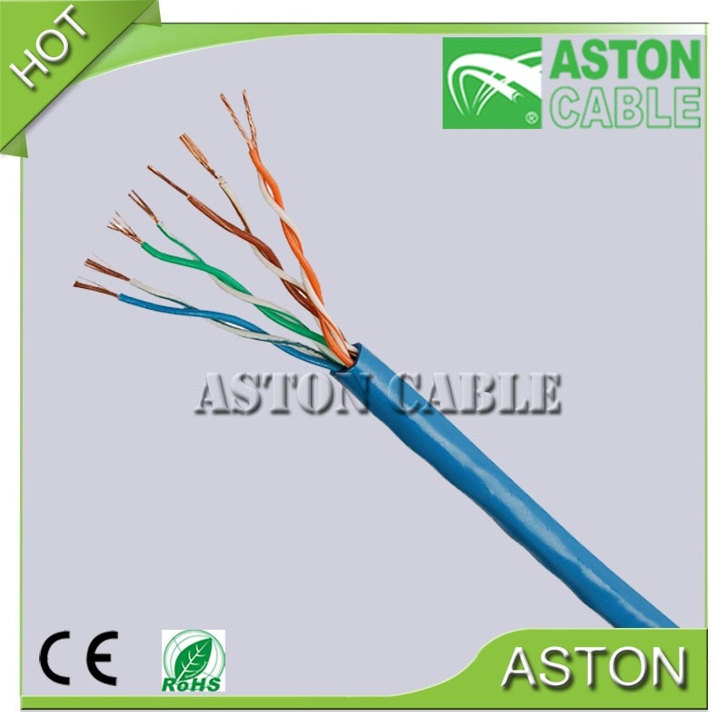 Factory Price ASTON Cable cat5 better Quality Than Luhua cable
