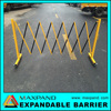 Hot Sale Stable Expandable Retractable Metal Safety Barrier