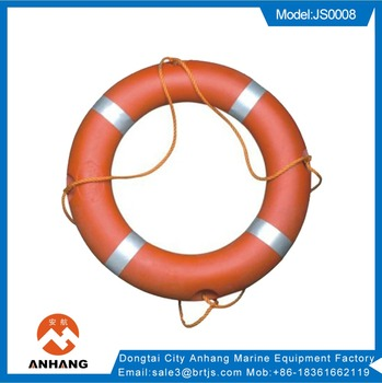 china manufacture life buoy 2.5kg solas
