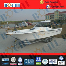 8.59 Meter CE Certificate Cabin Professional Fishing Boat