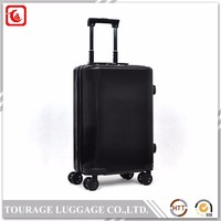 2017 new desigh trolley case suitcase luggage travel bags matching color spare parts