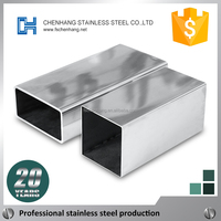 Good design stainless steel tube sizes, square steel pipe
