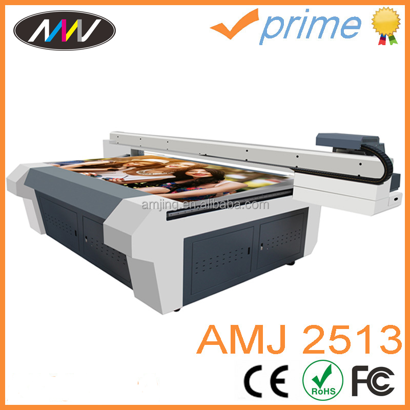 Factory price flatbed uv printer for all purpose usage