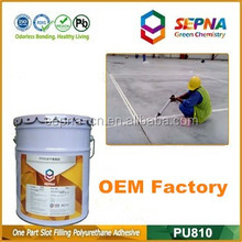 OEM One Component Free sample High Performance Self-leveling Flexible Seal Joints Sealants
