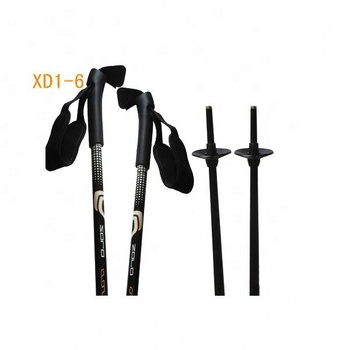 1-부 aluminium PP handle ski pole