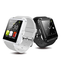 [Somostel] Wholesale touch screen cheap health care smart watch U8 OEM bluetooth for android and ios