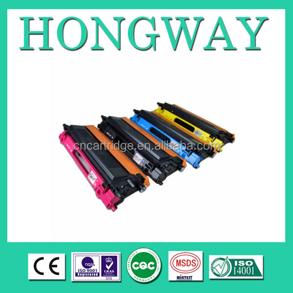 color toner cartridge TN135 for Brother compatible toner cartridge