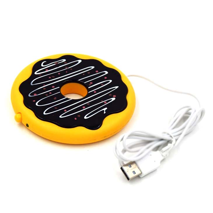 Fancy donut cup warmer coffee warmer usb