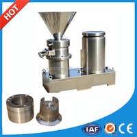 China professional almond butter making machine / colloid mill with factory price