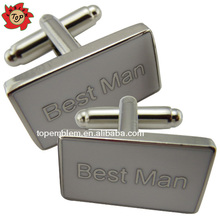 Best man wedding tie cufflink gift set