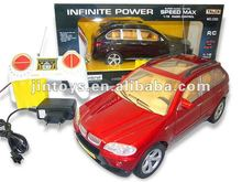 4Ways radio control car with light and charger