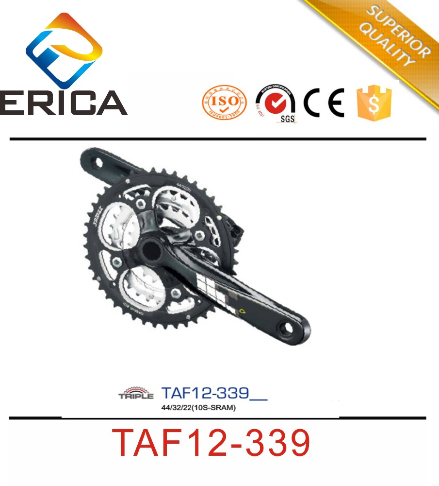 Bicycle Parts CNC Chainring 4Arm Alloy Forged MTB Bicycle Crankset
