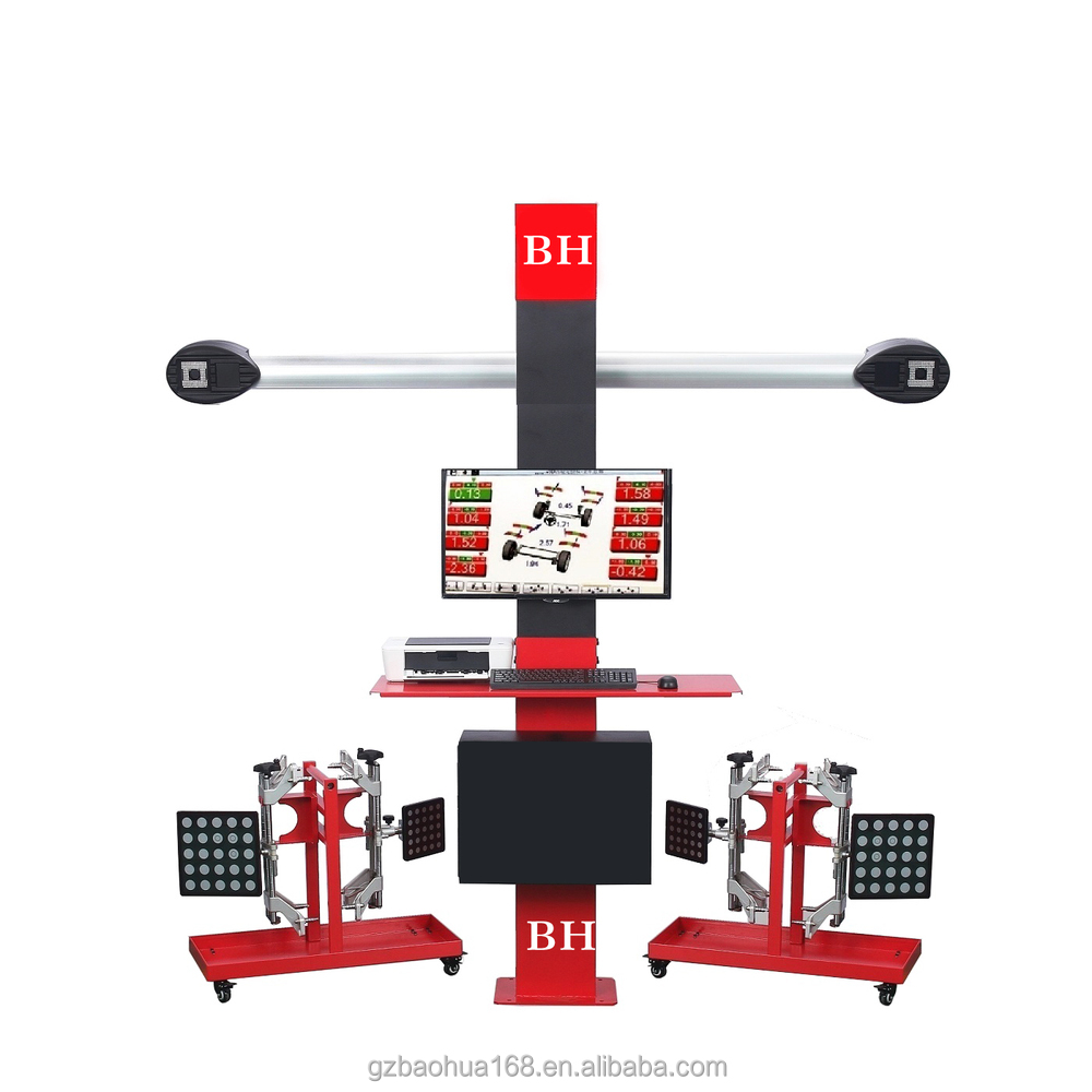A-550 Wheel Alignment/double screen wheel Alignment/3D wheel alignment machine price
