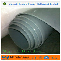 membrane for solar laminator,cloth inserted silicone rubber sheet