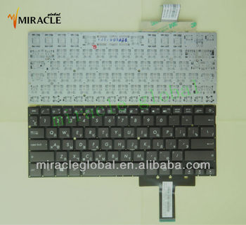 Russian layout for ASUS UX31A Ultrabook Keyboard