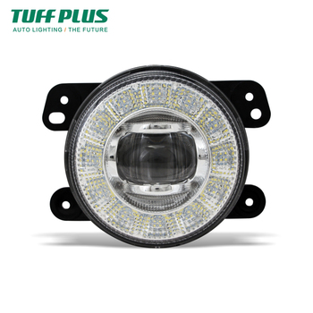 4 inch round 17W wrangler special led fog light and daytime running