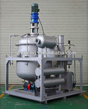 YNZSY250-1 Waste Engine Oil Recycling Plant/Black Motor Oil Filtration System