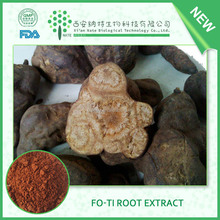 Benefit for kidney health care Radix Polygoni Multiflori Powder Fo-ti root extract