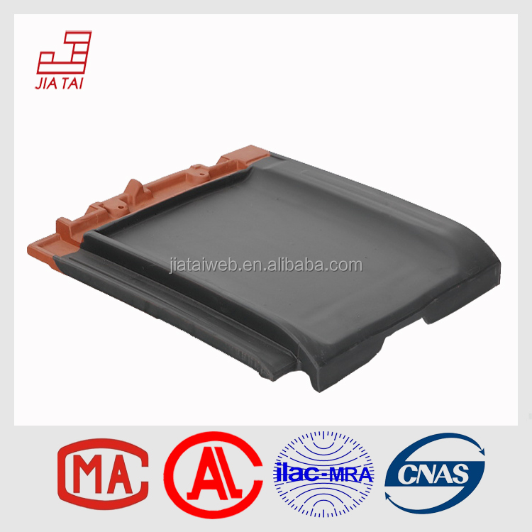 FT-5B88 Chinese low cost villa clay roof tile