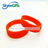 Additives Blank Silicone Bracelets Against Mosquito
