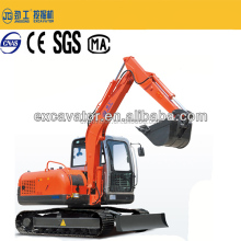 7.5 ton new cheap hydraulic digger small mini excavator prices for sale